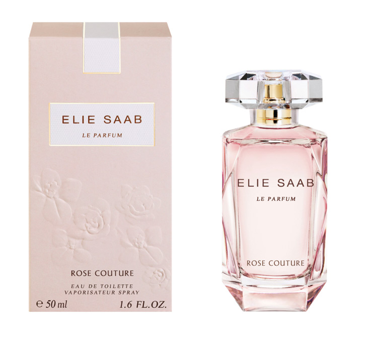 elie saab le parfum rose couture elie saab perfume a new. Black Bedroom Furniture Sets. Home Design Ideas