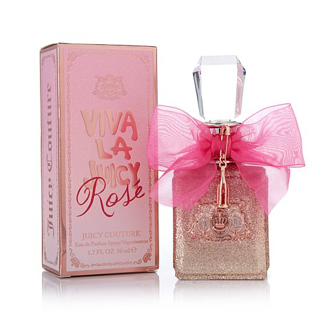 Viva la juicy rose juicy couture perfume a new fragrance for Fragranze francesi