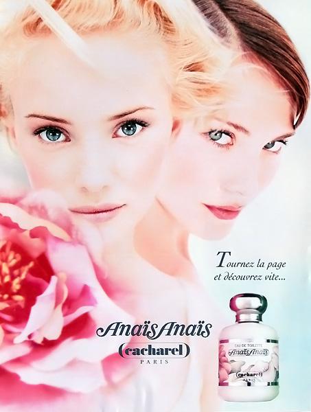 Anais anais parfum concentree cacharel perfume a for Anais anais cacharel