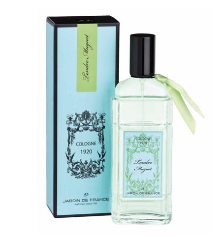 tendre muguet jardin de france perfume a new fragrance for women 2015. Black Bedroom Furniture Sets. Home Design Ideas