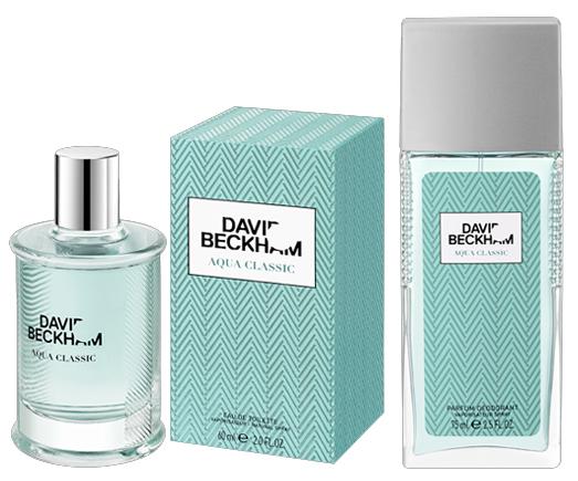 aqua classic david beckham cologne a new fragrance for. Black Bedroom Furniture Sets. Home Design Ideas