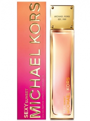 sexy sunset michael kors perfume a new fragrance for. Black Bedroom Furniture Sets. Home Design Ideas