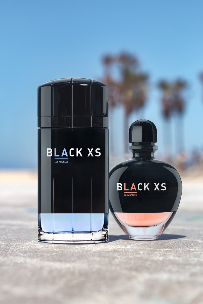 Black Xs Los Angeles For Her Paco Rabanne Perfume A New