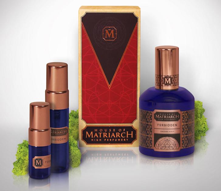 Forbidden House Of Matriarch Perfumy To Perfumy Dla Kobiet 2012