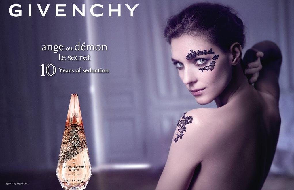 Resultado de imagem para Ange ou Demón – Givenchy