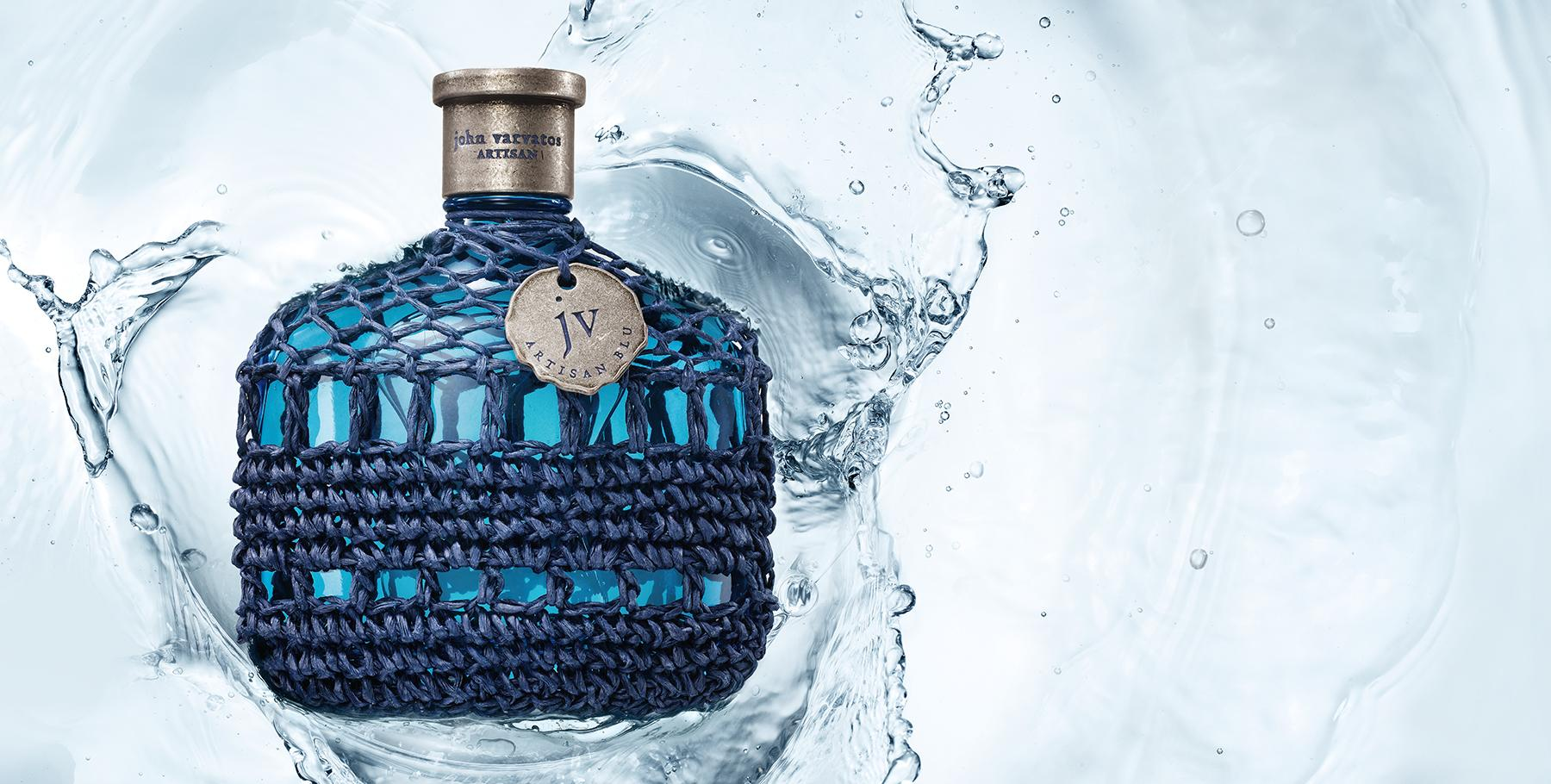 Artisan Blu John Varvatos cologne - a new fragrance for men 2016