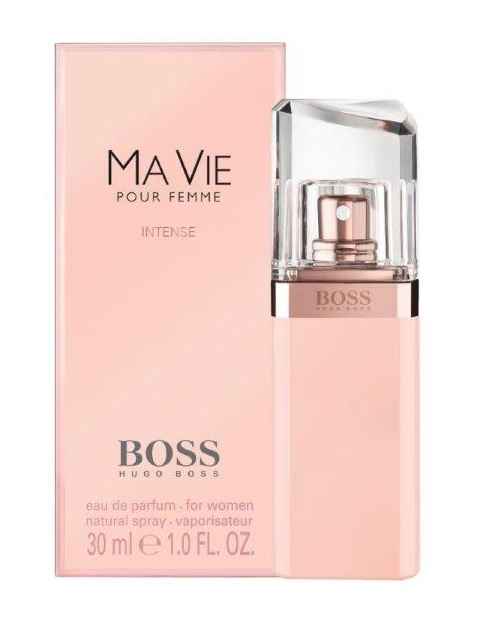 boss ma vie pour femme intense hugo boss perfume una. Black Bedroom Furniture Sets. Home Design Ideas