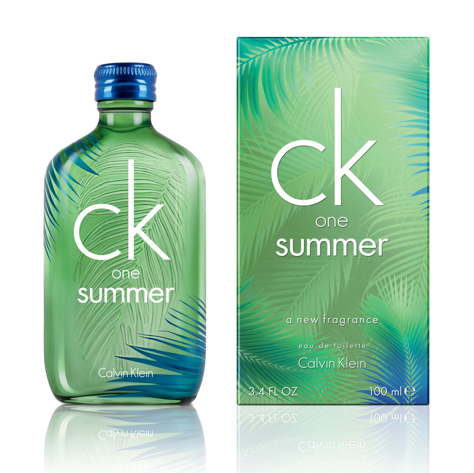 ck one summer 2016 calvin klein perfume a new fragrance. Black Bedroom Furniture Sets. Home Design Ideas
