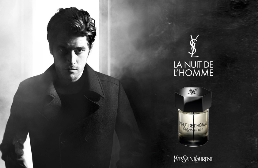 la nuit de l 39 homme yves saint laurent cologne un parfum pour homme 2009. Black Bedroom Furniture Sets. Home Design Ideas