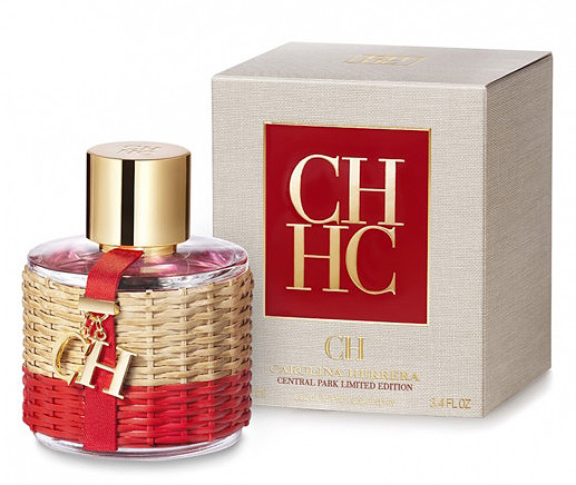 ch central park carolina herrera perfume a new fragrance. Black Bedroom Furniture Sets. Home Design Ideas