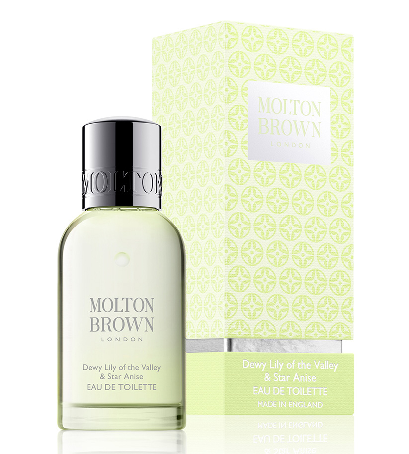 dewy lily of the valley star anise molton brown perfume a new fragrance for women 2016. Black Bedroom Furniture Sets. Home Design Ideas