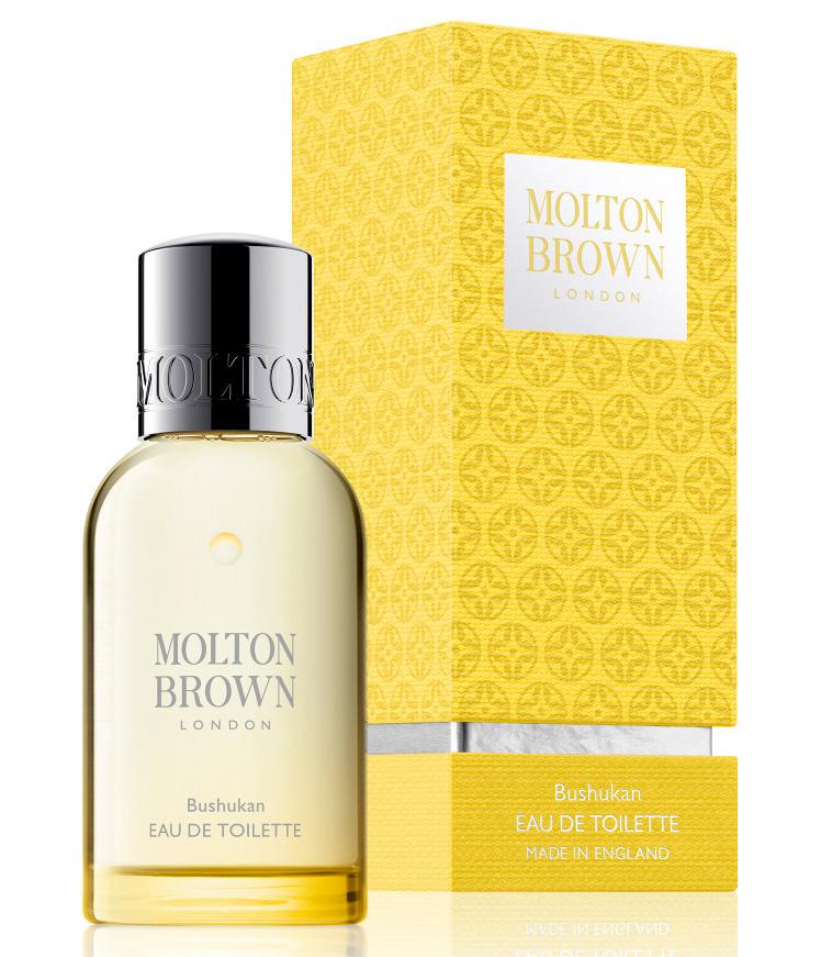 bushukan molton brown cologne ein neues parfum f r m nner 2015. Black Bedroom Furniture Sets. Home Design Ideas