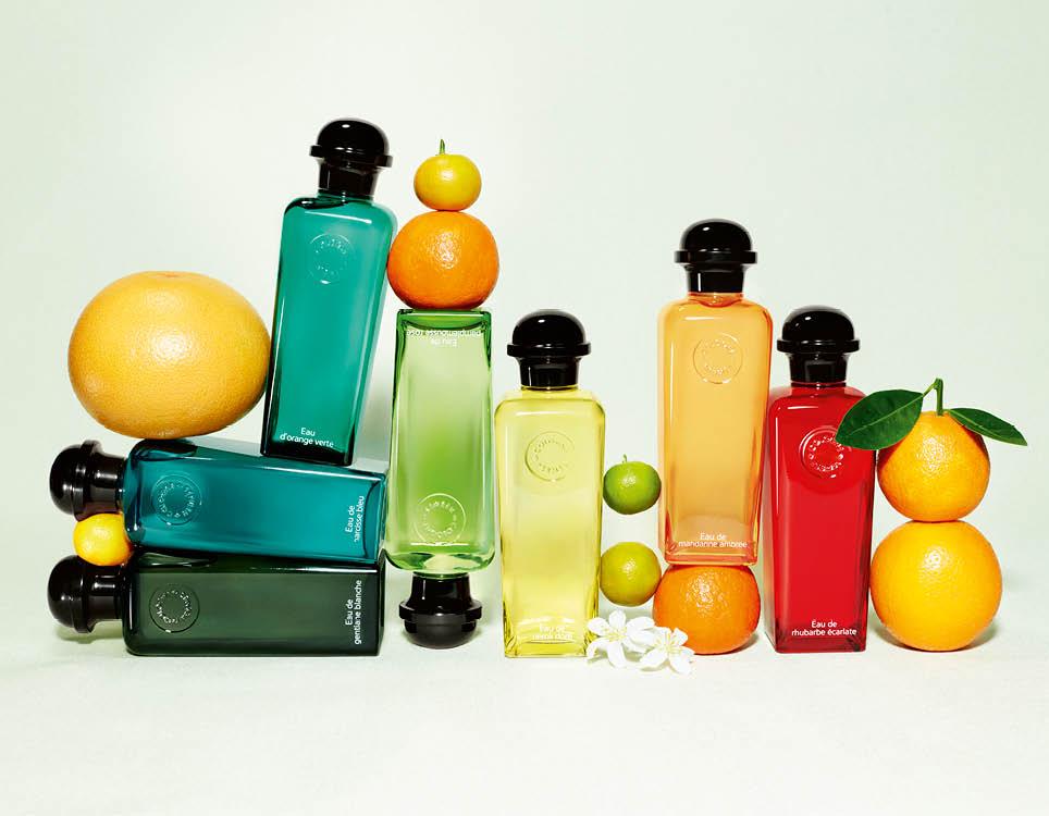 eau de rhubarbe ecarlate herm232s perfume a new fragrance