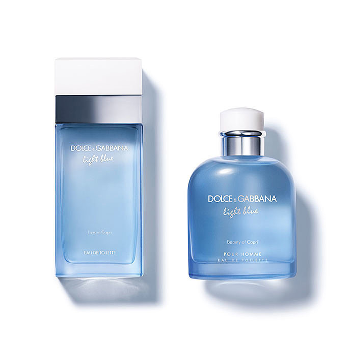 Light Blue Love In Capri Dolce Amp Gabbana Perfumy To Nowe