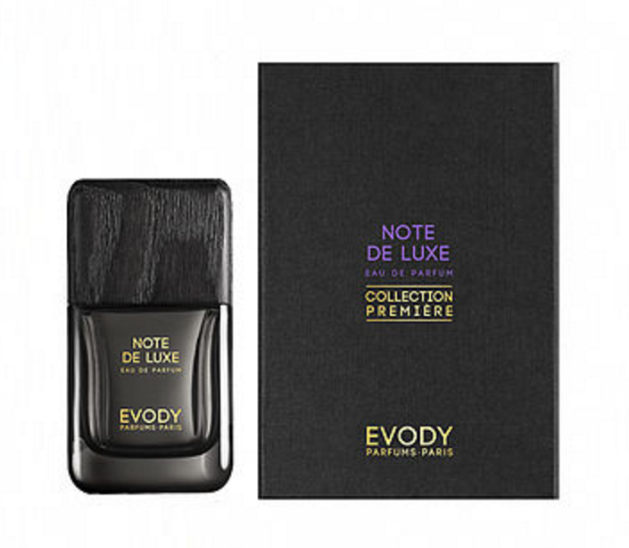 note de luxe evody parfums parfum un nouveau parfum pour homme et femme 2015. Black Bedroom Furniture Sets. Home Design Ideas