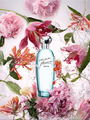 Pleasures Aqua Est 233 E Lauder Perfume A New Fragrance For