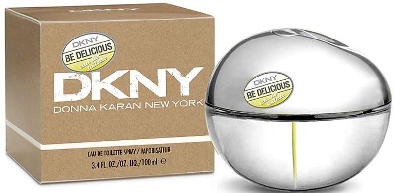 DKNY Be Delicious Eau de Toilette Donna Karan perfume - a ...