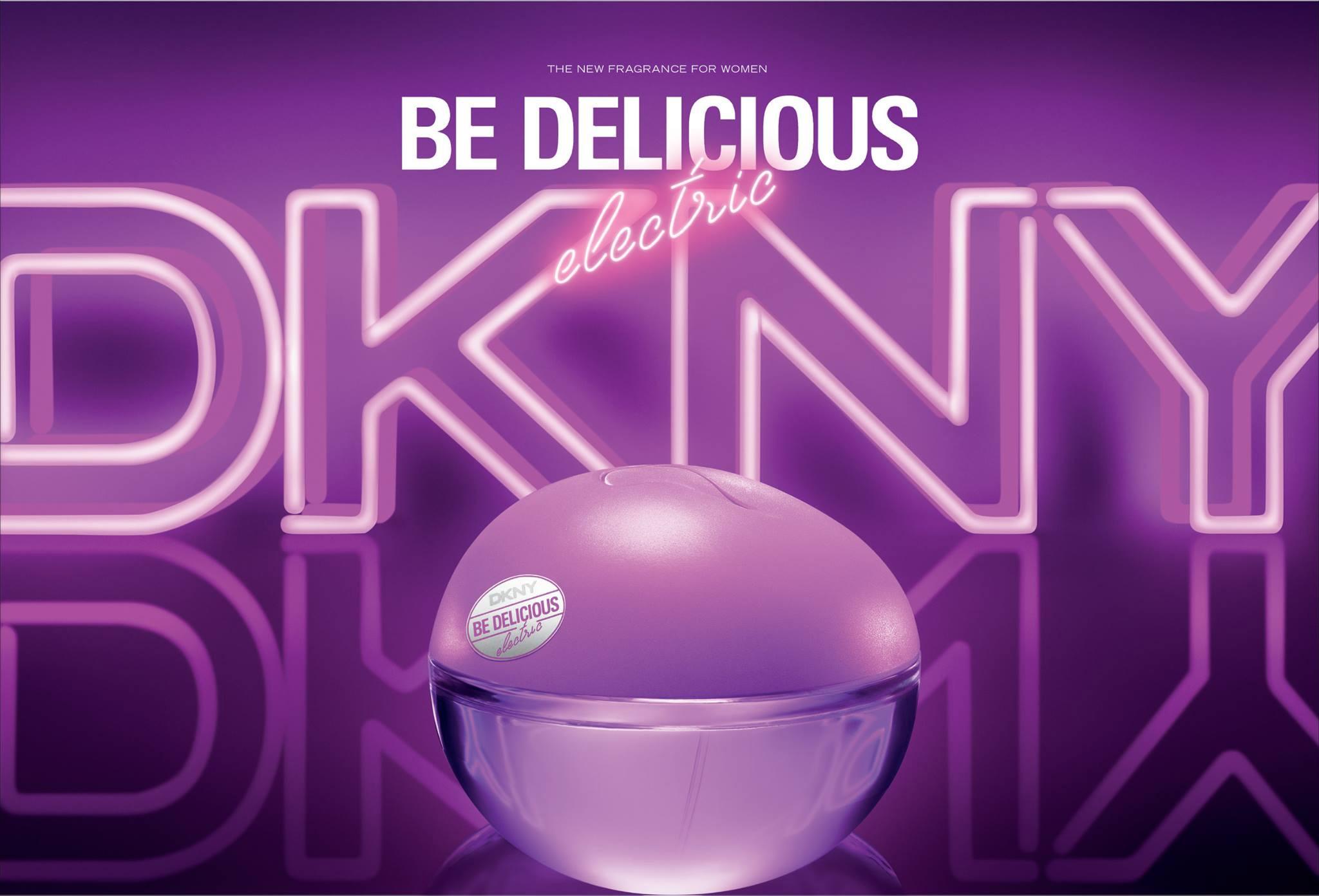 dkny be delicious electric vivid orchid donna karan perfume