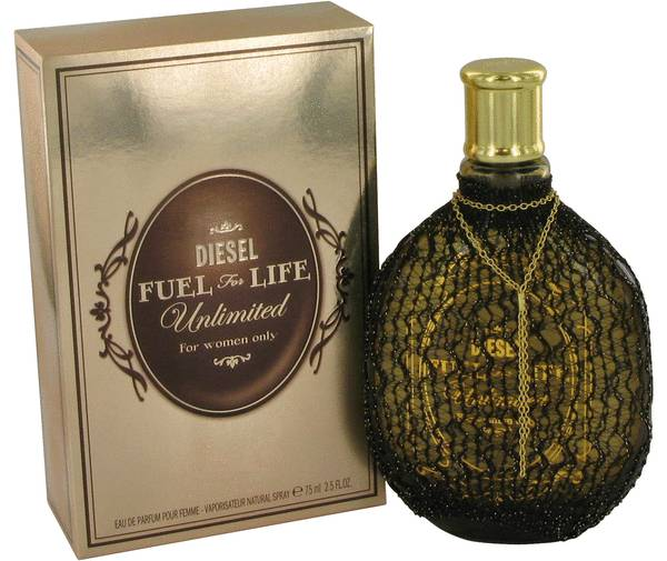 diesel fuel for life unlimited diesel perfume una fragancia para mujeres 2008. Black Bedroom Furniture Sets. Home Design Ideas