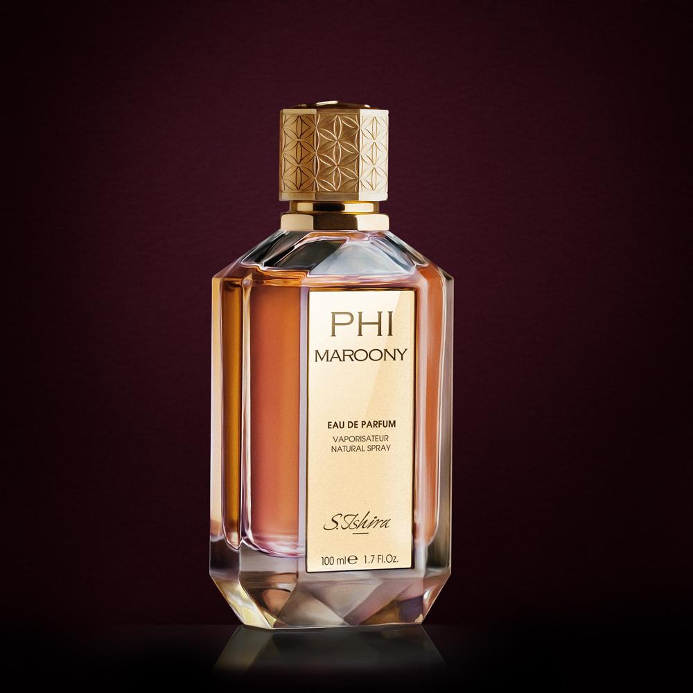 maroony s ishira parfum un nouveau parfum pour homme et femme 2016. Black Bedroom Furniture Sets. Home Design Ideas