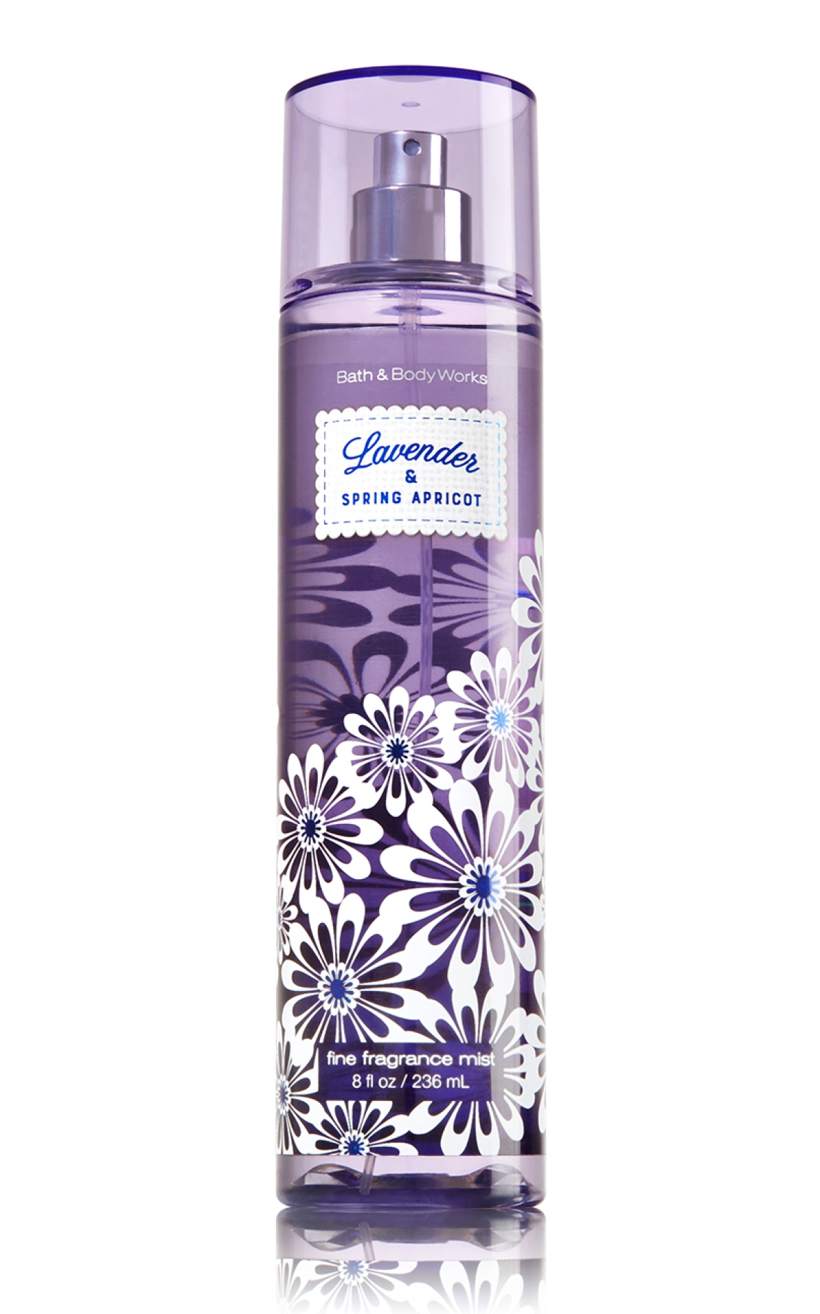 Lavender & Spring Apricot Bath and Body Works perfume - a new ...