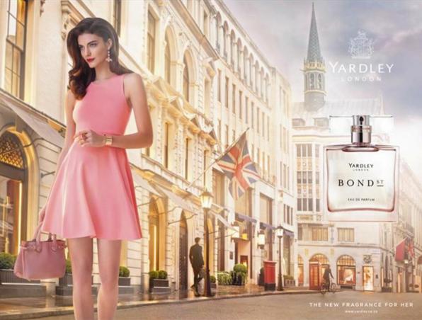 Bond St Yardley perfume a new fragrance for women 2015