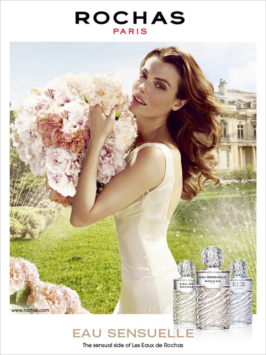 eau sensuelle rochas perfume a fragrance for women 2009. Black Bedroom Furniture Sets. Home Design Ideas