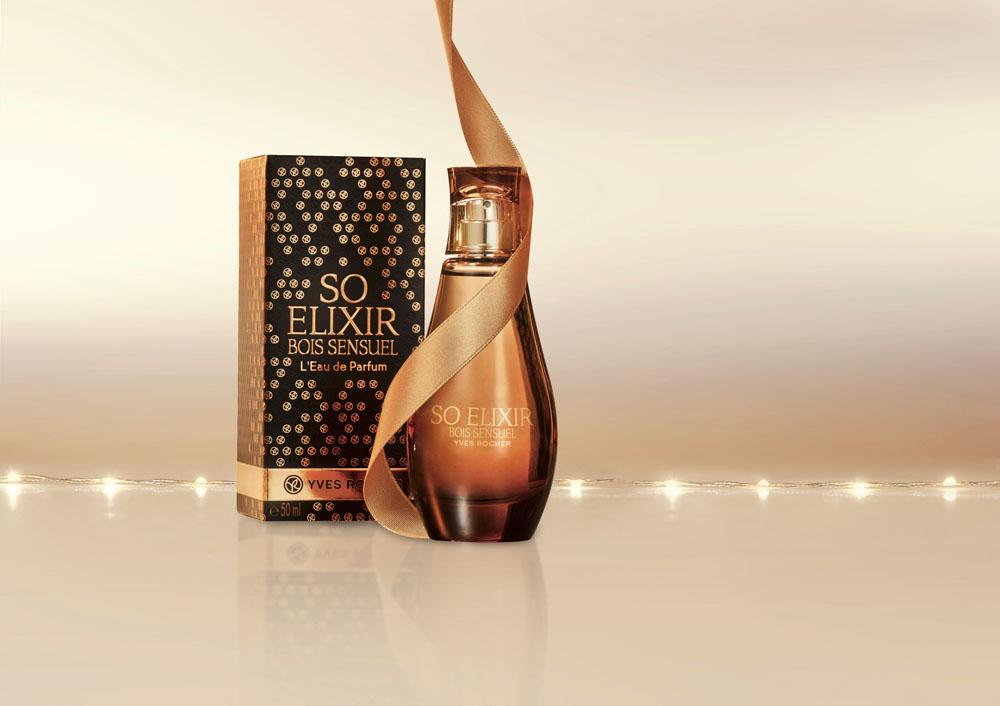 So Elixir Bois Sensuel Yves Rocher parfum un nouveau parfum pour femme 2015 # So Elixir Bois Sensuel