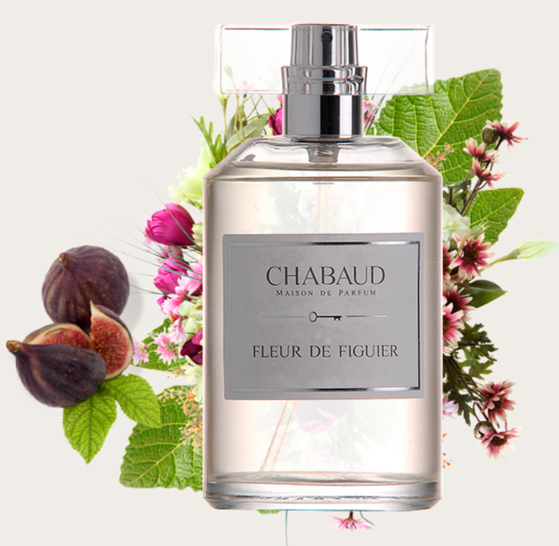 fleur de figuier chabaud maison de parfum perfume a fragrance for women and men. Black Bedroom Furniture Sets. Home Design Ideas