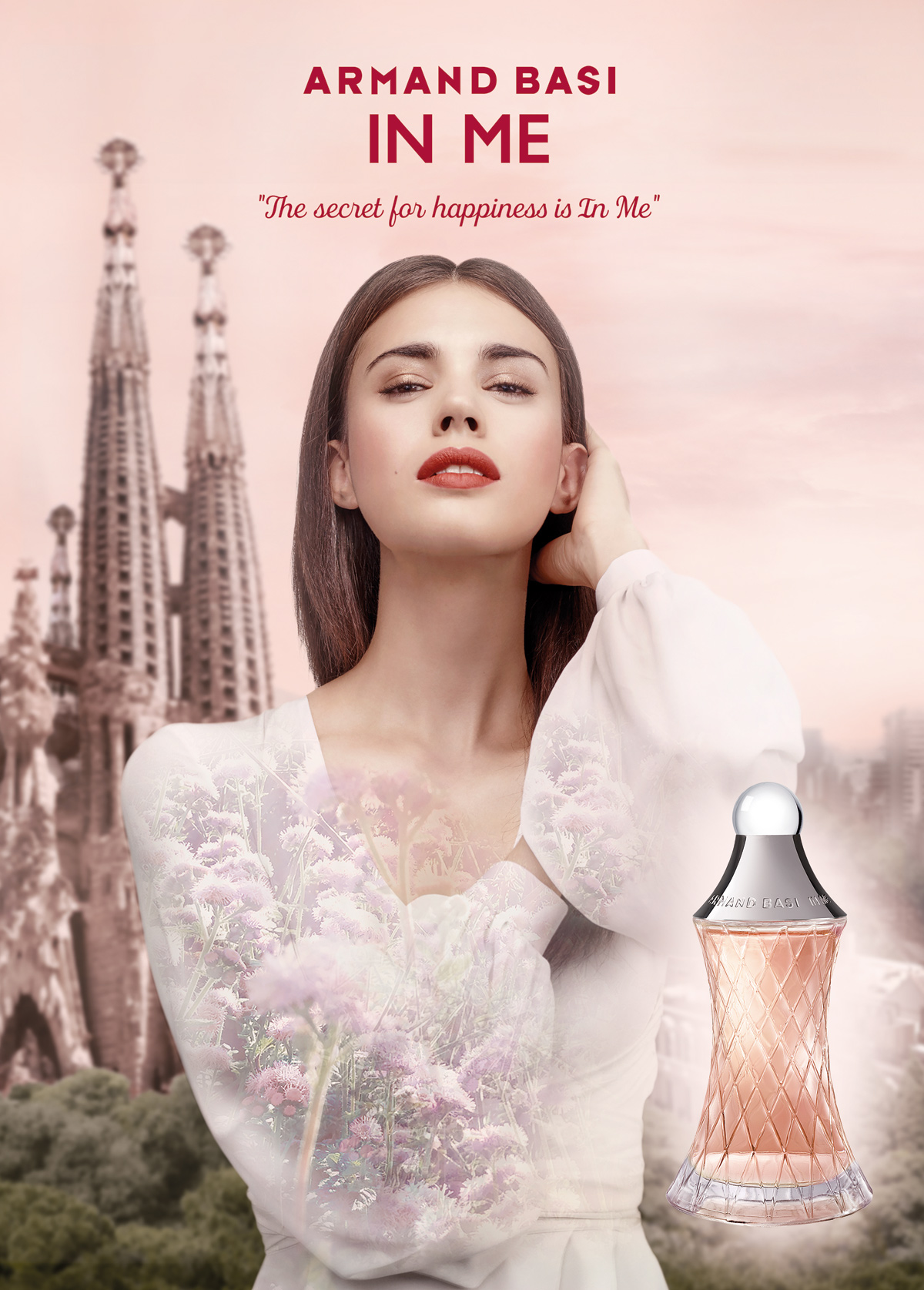 In Me Armand Basi perfume - a new fragrance for women 2016