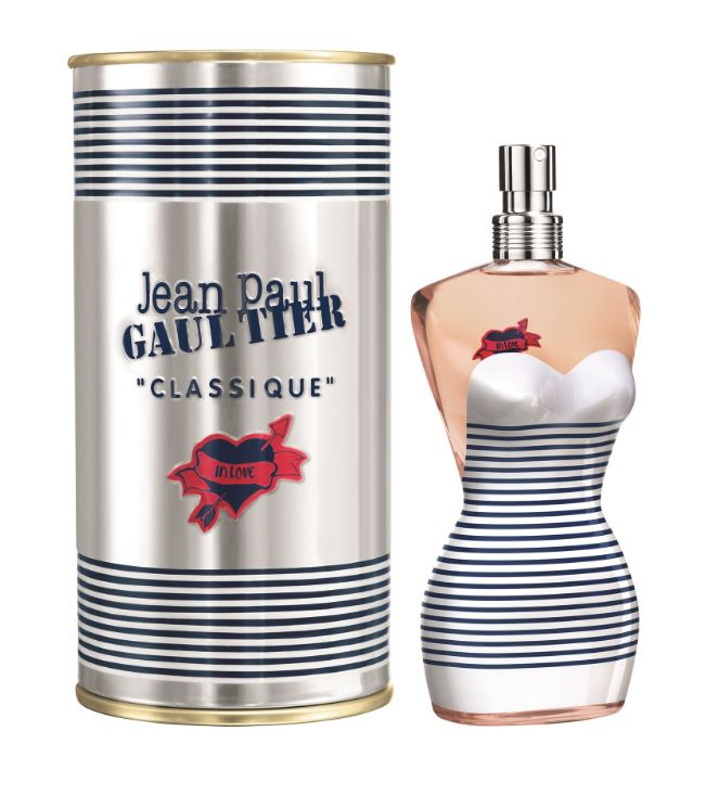 classique couple jean paul gaultier perfume a fragrance. Black Bedroom Furniture Sets. Home Design Ideas