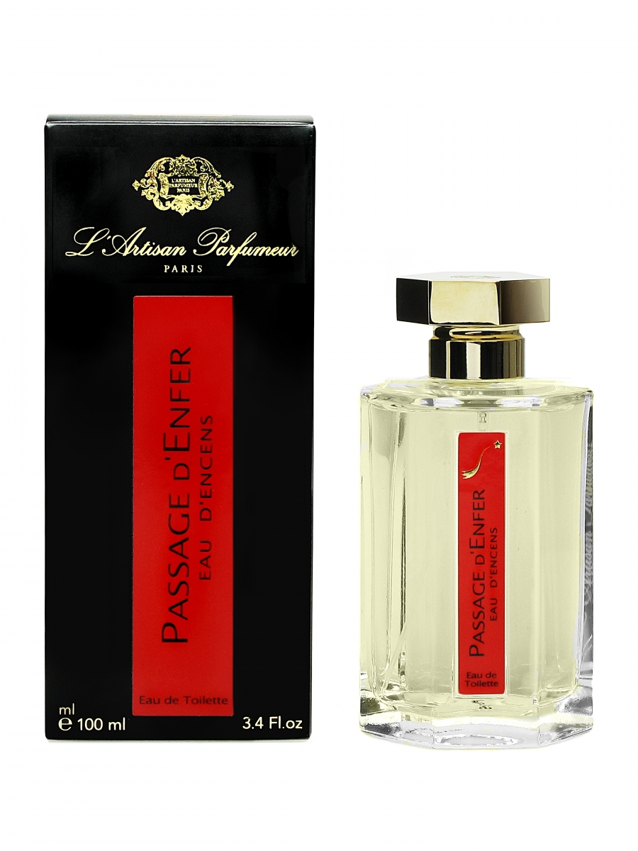 passage d 39 enfer l 39 artisan parfumeur perfume a fragrance for women and men 1999. Black Bedroom Furniture Sets. Home Design Ideas