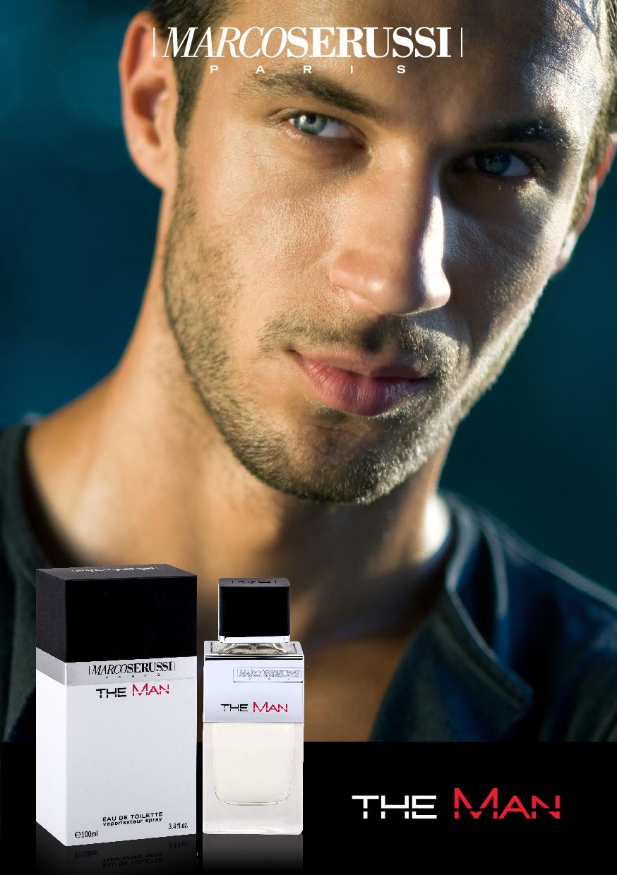 The Man Parfums Marco Serussi cologne - a new fragrance for men 2015