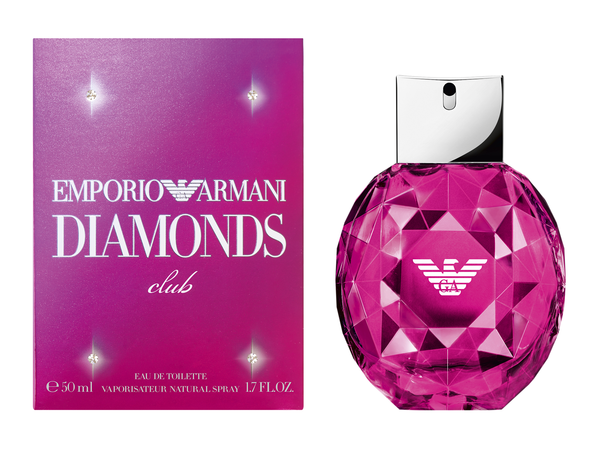 Armani Diamonds Pink