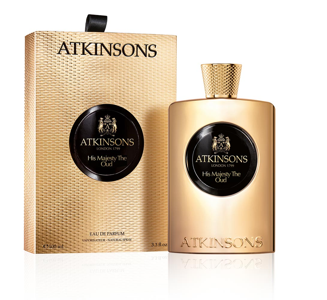 Atkinsons His Majesty The Oud Atkinsons Cologne A New