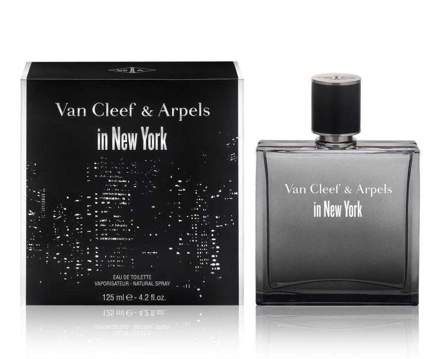 In New York Van Cleef Amp Arpels Cologne Un Nouveau Parfum
