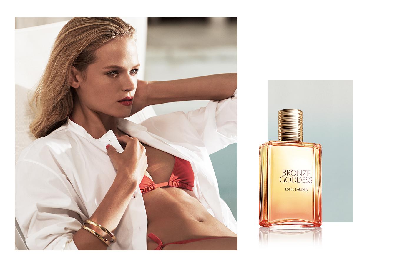 Ben noto Bronze Goddess Eau Fraiche Skinscent 2016 Estée Lauder perfume - a  HG68
