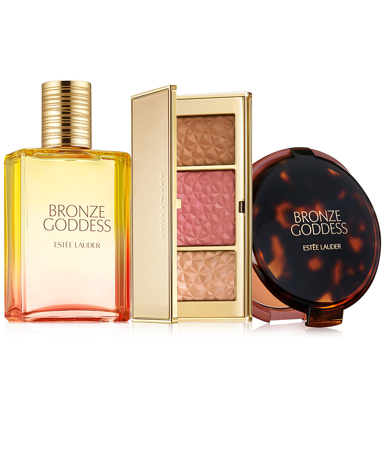 Bronze Goddess Eau Fraiche Skinscent 2016 Estée Lauder perfume a