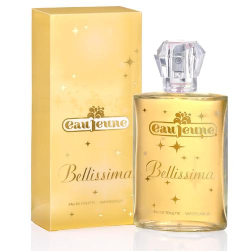 eau jeune bellissima eau jeune parfum un parfum pour femme 2007. Black Bedroom Furniture Sets. Home Design Ideas