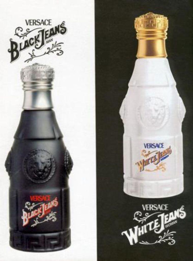 Black Jeans Versace Colonia - una fragancia para Hombres 1997