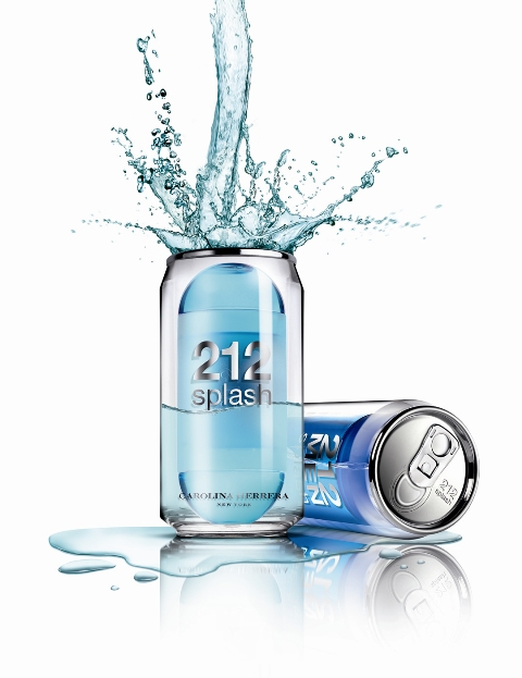 212 Splash For Women Carolina Herrera Perfume A