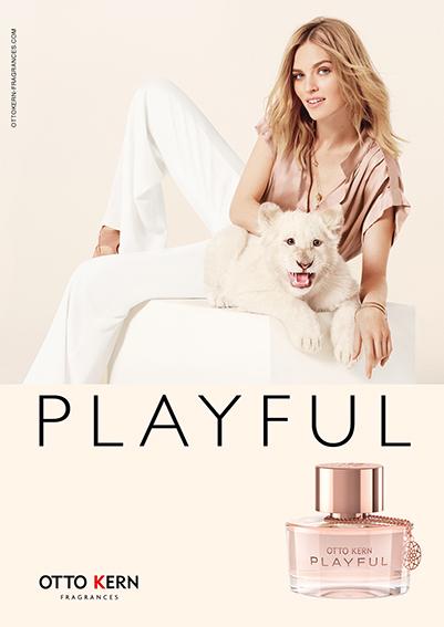 playful woman otto kern parfum ein neues parfum f r frauen 2016. Black Bedroom Furniture Sets. Home Design Ideas