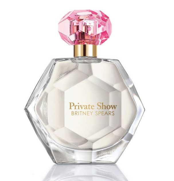 Private show britney spears perfume a new fragrance for for Britney spears perfume