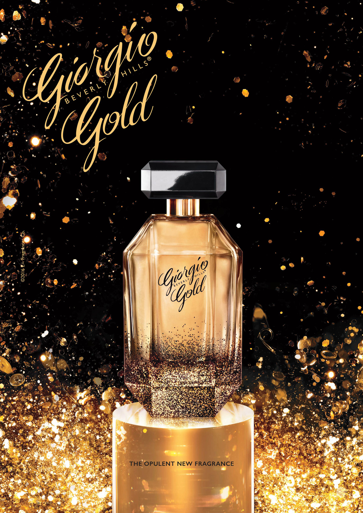 Rose Perfume: Gold Giorgio Beverly Hills Perfume