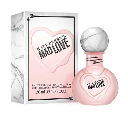 Katy Perry S Mad Love Katy Perry Perfume A New Fragrance