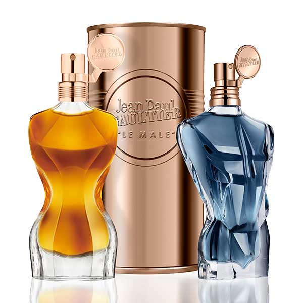 classique essence de parfum jean paul gaultier perfume a. Black Bedroom Furniture Sets. Home Design Ideas