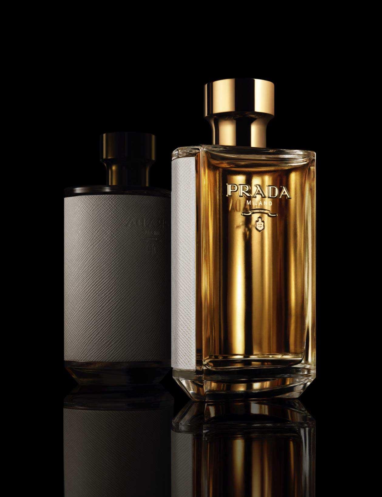 Prada La Femme bottle