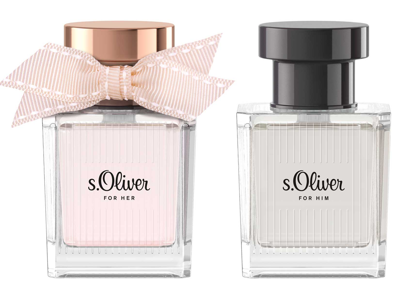 s oliver for her s oliver perfume a new fragrance for. Black Bedroom Furniture Sets. Home Design Ideas