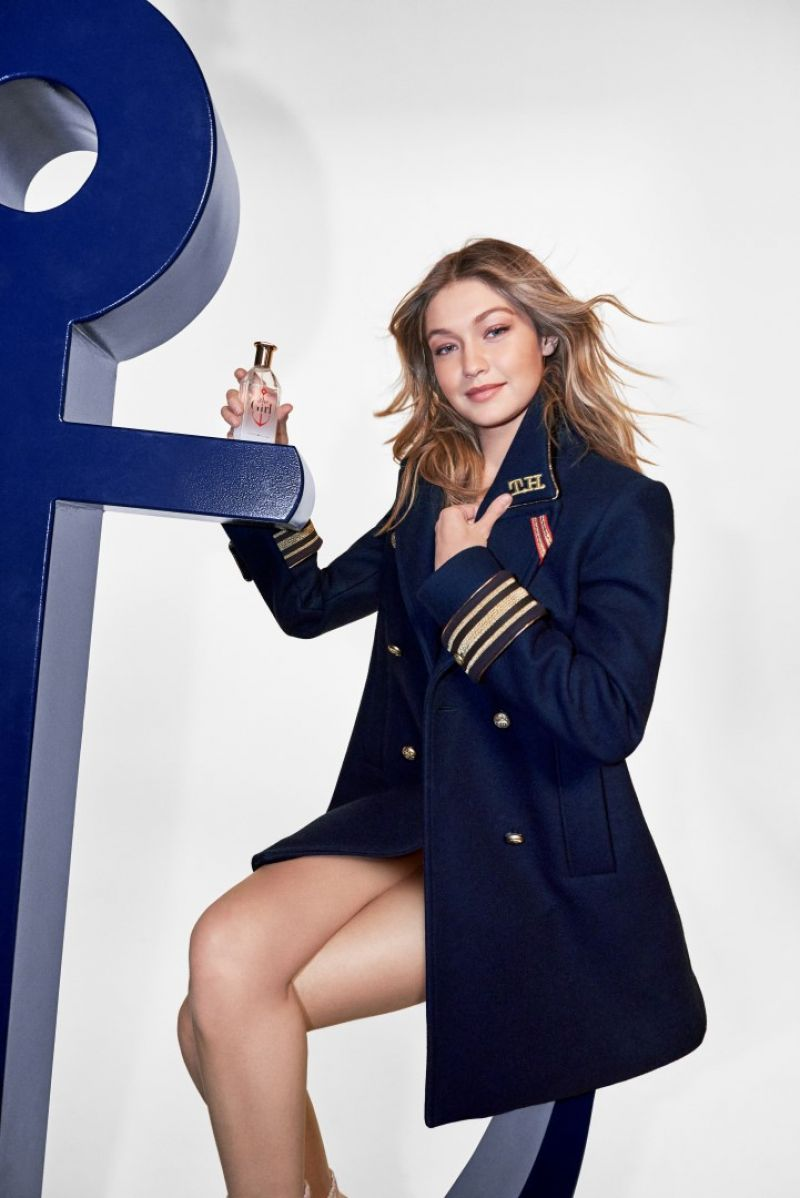 Tommy Hilfiger Spring Summer 2016 Women S Collection: The Girl Tommy Hilfiger Perfume