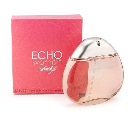 echo woman davidoff perfume a fragrance for women 2004. Black Bedroom Furniture Sets. Home Design Ideas